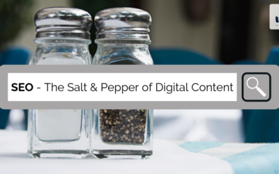 SEO – The Salt & Pepper of Digital Content