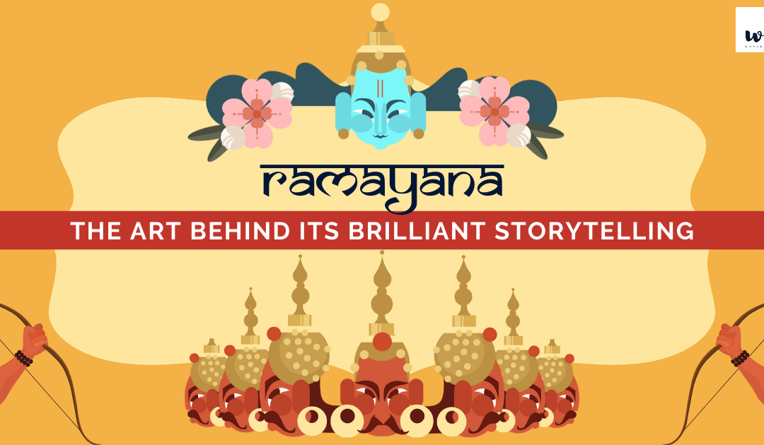 Did the epic Ramayana Freytag its way into our lives?