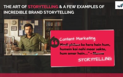 Why the Art of Storytelling Is a Necessity for Content Marketing